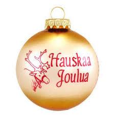 finnish christmas ornaments rainforest islands ferry