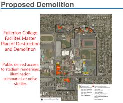Fullerton College Campus Map Recent Bond Measures In Nocccd And Smc Snag Nearly 1 Billion In