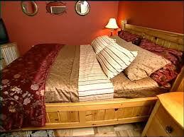 burnt orange paint color romantic tuscan bedroom archive