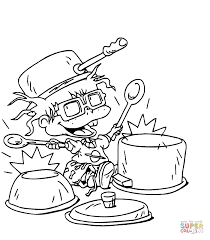 rugrats coloring pages free coloring pages