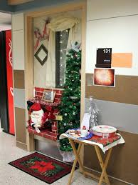 Christmas Decoration In Office Wonderful Office Decorating Ideas