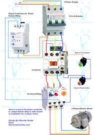 symbols motor starter diagram motor starter diagram single phase