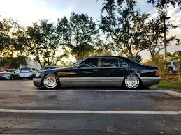 bagged mercedes wagon images tagged with w140 on instagram online instagram