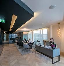 Ian Bryan Architects For Deloitte Czech Republic Interior