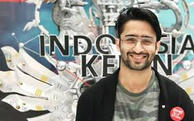 poster film romantis indonesia kuch rang pyar ke aise bhi actor shaheer sheikh shares poster of his