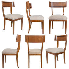 Art Deco Dining Room Chairs 100 Dining Room Chairs Modern Danish Teak Dining Table