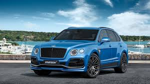 bentayga bentley startech is the first to tune the bentley bentayga
