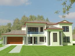 drawn house building pencil and in color drawn house building
