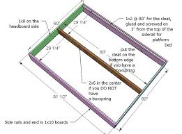 Building A Box Blind Best 25 Box Bed Frame Ideas On Pinterest Box Spring Bed Frame