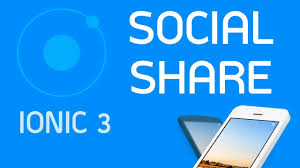 ionic inappbrowser tutorial ionic 3 tutorial 21 social share youtube