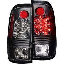 2002 ford f150 tail lights 311027 black led tail lights