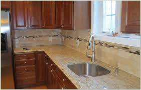 kitchen stone subway tile backsplash tumbled marble is travertine