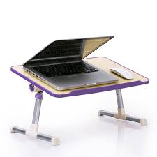 portable folding computer desk multifunction laptop table adjustable portable folding computer desk