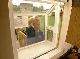 kitchen with white undermount sink and garden window featured how to fit and install a garden window how tos diy
