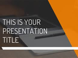 free presentation template modern and dynamic