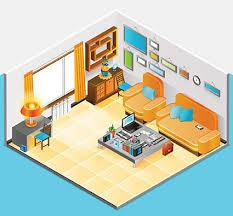 Virtual Home Decorator - Home interior design program