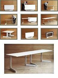 Folding Dining Table For Small Space Extendable Dining Table For Small Spaces Joze Co