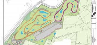 corvette museum race track national corvette museum track groundbreaking date announced gm