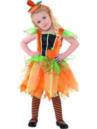 Halloween Costumes Girls Age 2 Child Pumpkin Fairy Toddlers Costume Girls Halloween Fancy Dress