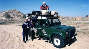 land rover overland overland uni join team maxing out in their adventures as they