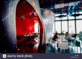 paris france trendy french restaurant