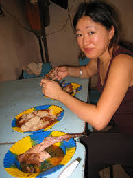 cuisine malienne mali january 2006