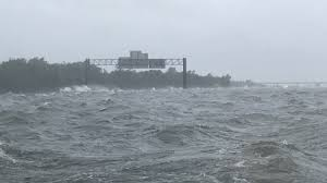 Narrow Lot House Plans Houston This Was I 10 Before Harvey Now It Looks Like An Ocean Cnn