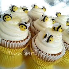 bumble bee baby shower cupcakes cakecentral com