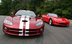 corvette vs viper chevrolet corvette z06 vs dodge viper comparison test car and