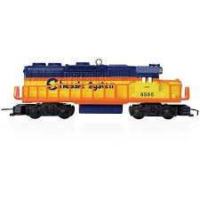 hallmark keepsake ornament lionel chessie system