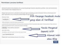 cara membuat akun instagram resmi seperti artis 3 cara verifikasi halaman facebook fantastic blue