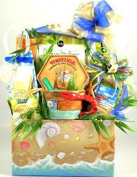 summer gift basket s a tropical gift basket