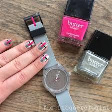 matching nail art u0026 arm candy with q u0026q u2022 casual contrast
