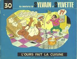 qui fait la cuisine sylvain et sylvette 06 série collection fleurette 2e série 30