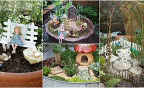 diy fairy garden ideas that anyone can make