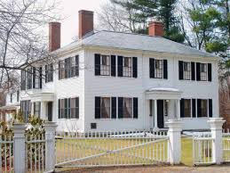 historic sights in concord massachusetts old house restoration