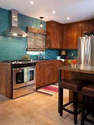 rustic red oak cabinets kitchen design ideas