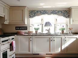 decor valances and white shaker kitchen cabinets with kitchen