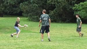 freestyle frisbee youtube