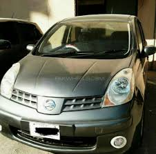 nissan note nissan note 2006 for sale in islamabad pakwheels