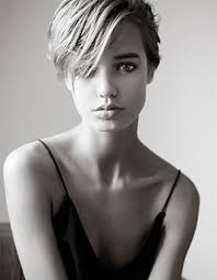 high cheekbones short hair find a better hair style for your face