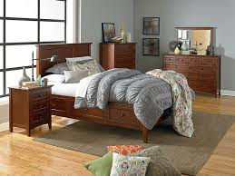 Bedroom Furniture Mn Cherry Bedroom Furniture Collection For 359 94