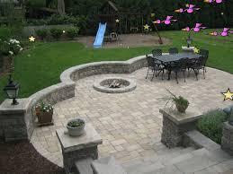 Patio Designs For Small Backyard Small Backyard Patio Paver Ideas Homedecorshop Info