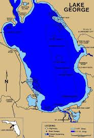 Florida lakes images Lake george information guide florida lakes jpg