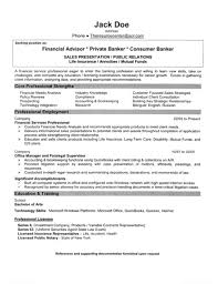 Financial Advisor Resume Examples by Financial Advisor Resume Cover Letter Examples Ecordura Com