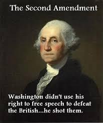 2nd Amendment Meme - george washington and the second amendment ha sons of