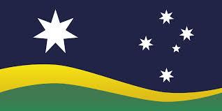 Tasmania Flag The New