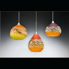multi colored hanging lights new colored glass pendant light glass bead pendant light by tom