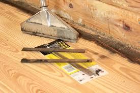 razor blade scraper for hardwood floor restoration