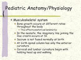 Normal Bone Anatomy And Physiology Pediatric Anatomy And Physiology Ppt Video Online Download